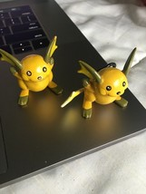 Tomy Pokemon figures - $4.50