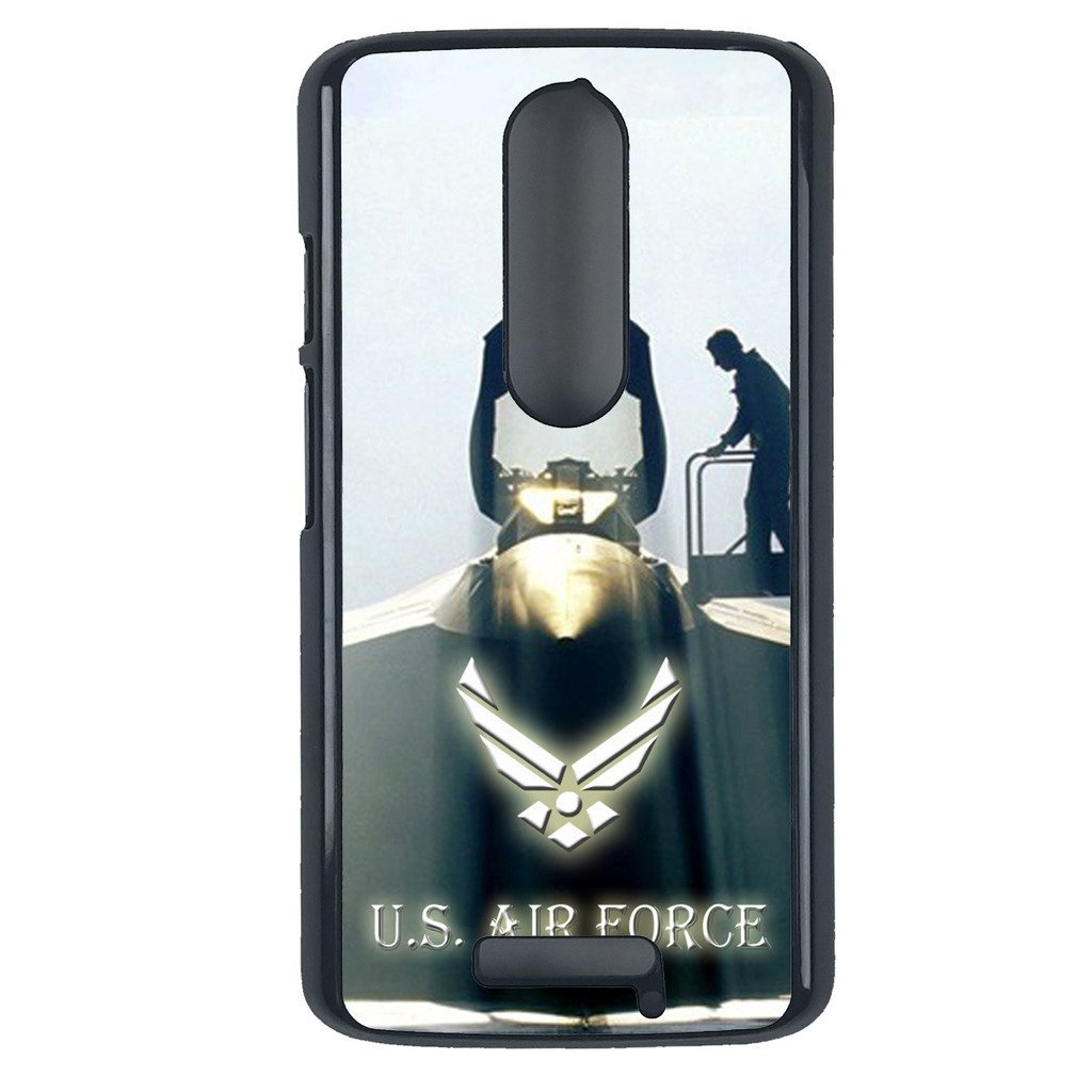 Air Force Motorola Moto X 2nd case Customized Premium plastic phone case, design