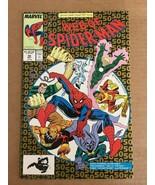 Web Of Spider-Man #50 1989 Marvel Comic Book McFarlane VF Condition  - $9.99