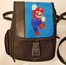 Nintendo DS Travel Zip Case Carrying Bag Protector Super Mario Bros - $6.93