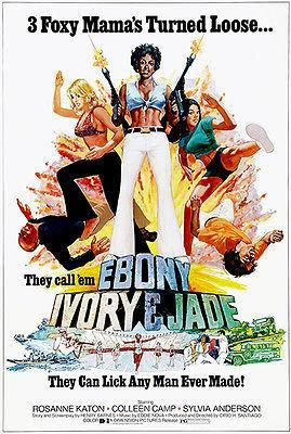 Primary image for Ebony Ivory & Jade - 1976 - Movie Poster