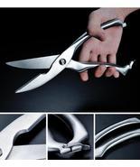 Stainless Steel Poultry Kitchen Chicken Bone Scissor With Safe Lock Cutt... - $55.12+