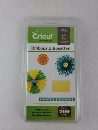 Primary image for Cricut 201229 Ribbons and Rosettes Art Cartridge