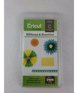 Cricut 201229 Ribbons and Rosettes Art Cartridge  - $29.99