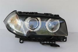 07-10 BMW E83 X3 LCI HID Xenon AFS DYNAMIC Headlight Passenger Right RH POLISHED image 1