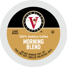 Victor Allen Morning Blend Coffee 12 to 200 Count Keurig Kcup Pods FREE SHIPPING - $13.98+