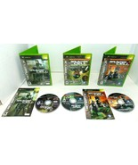 Xbox Tom Clancy's Sprinter Cell Lot - Chaos Theory, Stealth Action, Pand... - $28.98