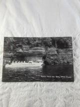 Wisconsin Dells Pulpit Rock And Baby Grand Piano Photo Postcard Kodak  - $8.98