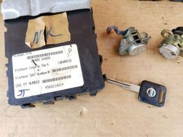 05 Nissan Xterra 4x2 ECU Computer Ignition Switch BCM Door Tailgate Key Locks image 9