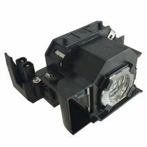 Replacement Lamp for Epson ELPLP34, PowerLite 62c, PowerLite 76c, PowerLite 82c - $77.91