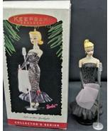 Hallmark Solo in the Spotlight Barbie Keepsake Ornament in Original Box NOS - $9.89