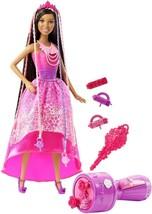 Barbie Nikki Endless Hair Kingdom Snap N Style Princess Nikki Doll - $49.99