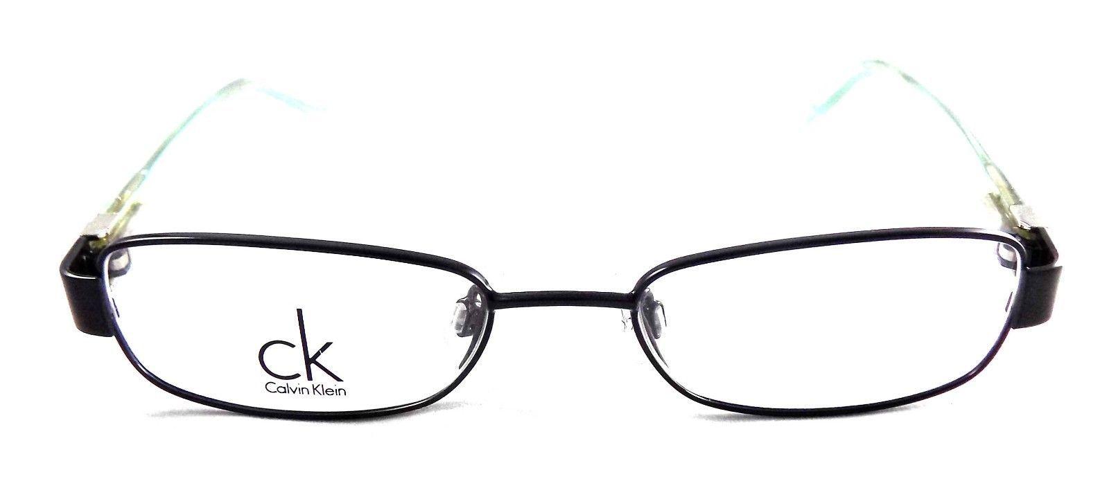 Calvin Klein CK5298 01 Women's Eyeglasses Frames SMALL 46-16-125 Black