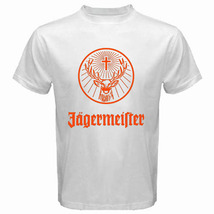 JAGERMEISTER 2 SHOT GLASSES NEW SET LOT JAGER FROSTED T-Shirt S-3XL SIZE... - $15.99 - $19.99