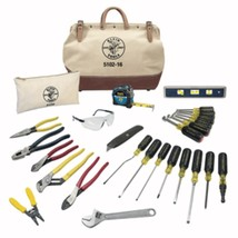 Klein Tools 28-Piece Electrician Tool Set - $407.52