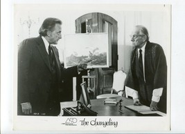 Changeling-Eric Christmas and George C. Scott-8x10-B&W-Still - $28.86
