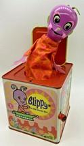 Vtg 1968 Mattel Blippy Jack In The Box Has Antennas! It Works !! It's Rare !!! - $175.31