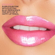 "MAC Liquid Lipstick ""RAVE BUNNY"" Grand Illusion Lipcolour NEW in box - $25.73"