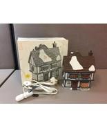 "Department 56 Dickens' Village ~""Tutbury Printer"" Original Box #55689 - $41.57"