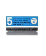 NEW Case of 100 - Hair Shaper Razor Replacement Blades Marianna - $6.55