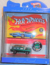 "Hot Wheels 30 Anniversary Replica Cars ""Classic Nomad"" 1970 NIB - $12.50"
