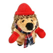 Sweater Weather Heggie knit hats and snugly scarves for Dog Toy Large - $17.67