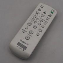 Sony RMT-CS2iPA Telecomando Personale Sistema Audio - $22.76