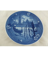 Bing and Grondahl Jorden Rundt Places of Enchantment Venice Plate #1 1997 - $22.76