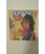 MS. MARVEL VILLAGE VOICE - KAMALA KHAN + MS. MARVEL #14, - 25 - FREE SHI... - $23.38