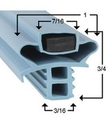 Delfield Compatible Gasket 406CP Part# (170-2623) - $33.81