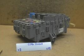 2014 Honda Accord Fuse Box Junction OEM T2FA000 Module 478-x8 - $41.99