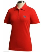 New TENNESSEE TITANS Womens POLO SHIRT Extra Small XS Cutter & Buck NWT ... - $23.36