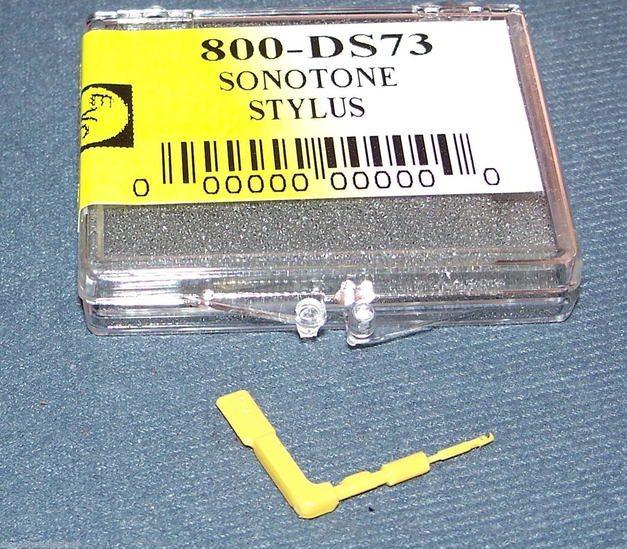 800-DS73 RECORD PLAYER STYLUS NEEDLE for N-2T 5T 7T for RCA 78827 N674 800-SS73