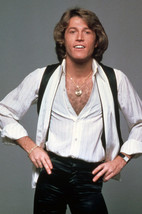 Andy Gibb Hunky Open Shirt With Medallion Pose 18x24 Poster - $23.99