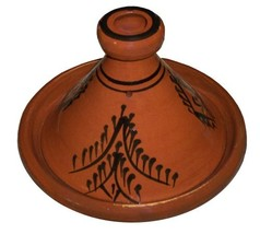 Moroccan Medium Cooking Tagine 10 inches - $42.85