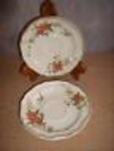 Capistrano Mikasa Heritage Saucers Set of Two (2) - $11.99