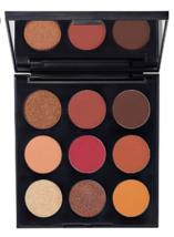 Morphe Warm Neutral Palette 9D Painted Desert Eyeshadows - $19.95