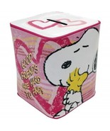 SNOOPY & Woodstock Licensed Peanuts Good Friends Tin Bank NEW! - $5.93