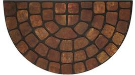 Achim Home Furnishings RRM1830BS6 Beige Stone Slice Raised Rubber Door M... - $30.69