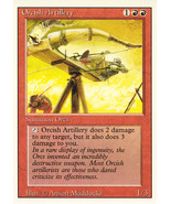 Magic: The Gathering 3rd Edition - Orcish Artillery - $0.25