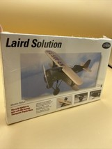 Testors Laird Solution Biplane 1/48 Scale Model - New And Sealed - $19.75