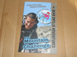 Usborne Book (new) BEAR GRYLLS ADVENTURES - THE MOUNTAIN CHALLENGE - $7.72