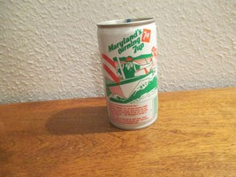 Maryland MD Turning 7up vintage pop soda metal can Sailing Chesapeake bay - $10.99