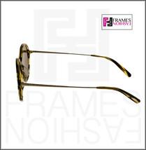 OLIVER PEOPLES CORBY OV5347SU Cocobolo Brown Gold Round Sunglasses 5347 Unisex image 2