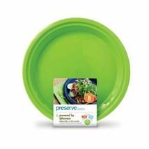 Preserve Plates Lrg Apple Green 8 Ct 2 Pack - $13.20