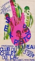 Sex Pistols Magnet #1 - $4.99