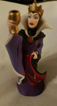 Hallmark Keepsake Snow White Jealous Queen Unforgettable Villians Orname... - $7.91