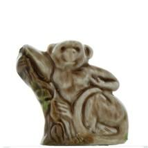 Wade Whimsies Red Rose Tea Canadian Series 4 Miniature Porcelain Langur Monkey