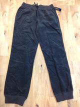 Polo Ralph Lauren Boys Corduroy Denim I Pant, Black, Size M 10-12 - $29.69