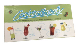Cocktailopoly Board Game - $25.00